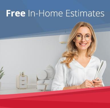 free in home estimates