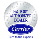 carrier dealer logo